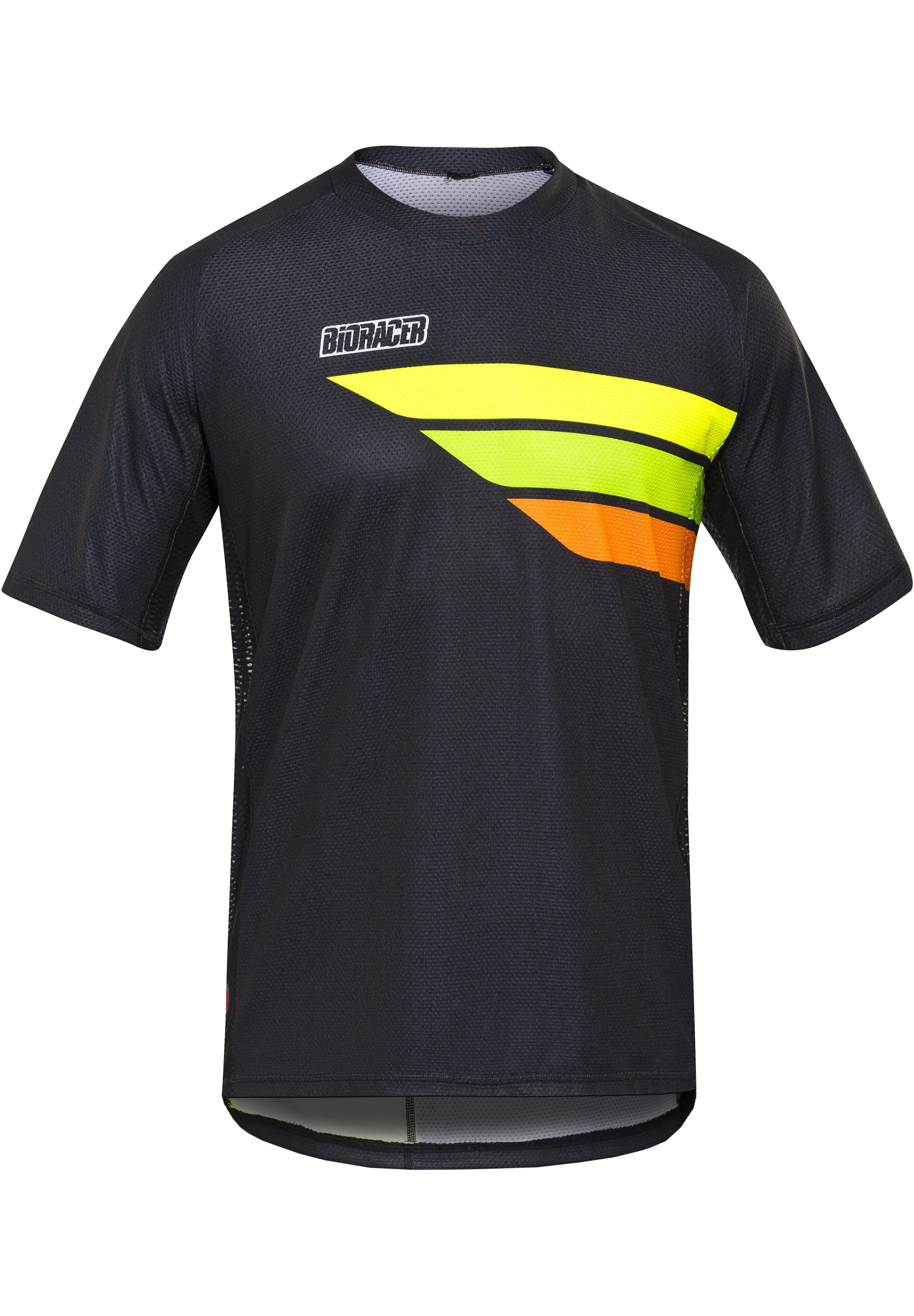 895cd297b Bioracer Enduro Bike Jersey Shortsleeve Men black at Bikester.co.uk